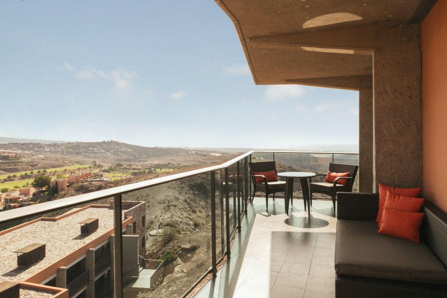Balkon Deluxe Suite