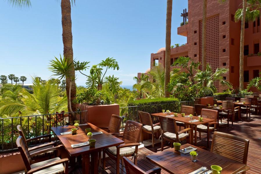 La Veranda Restaurant Terrasse