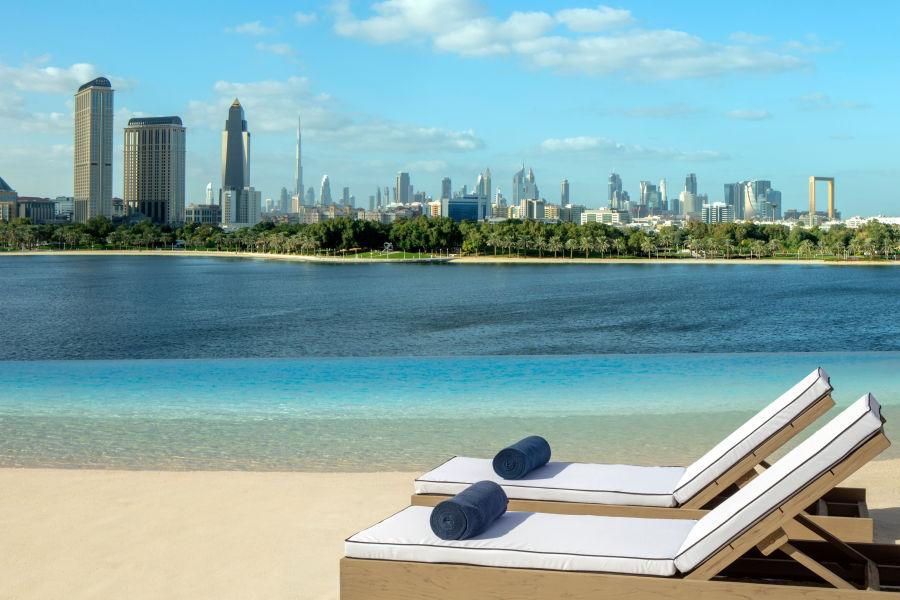 The Lagoon Beach Club
