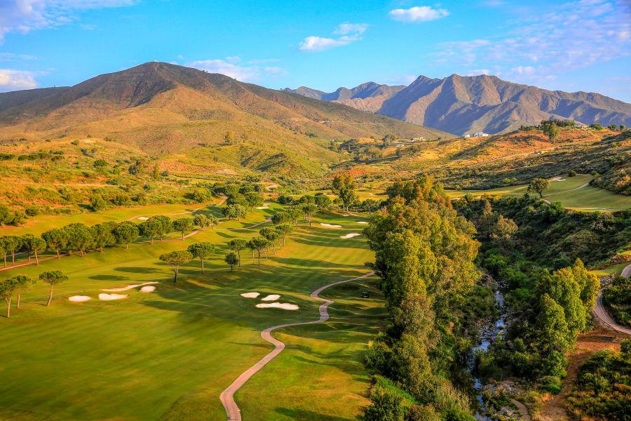 America Golfplatz