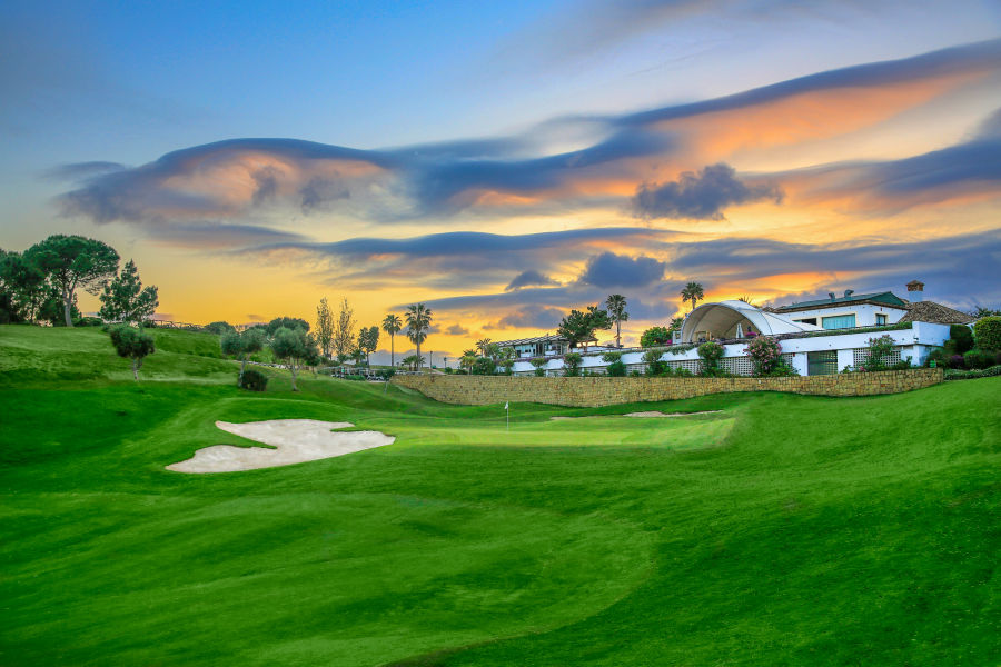 Asia Golfplatz