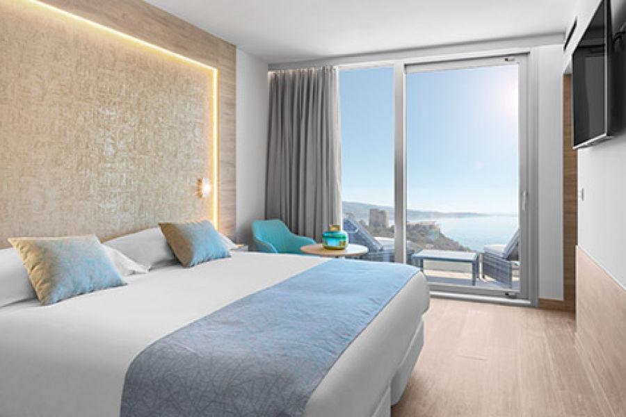 Komfort-Doppelzimmer Zeus