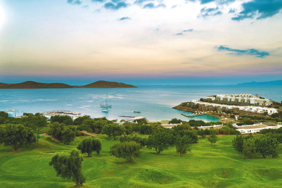 Golf Club Elounda