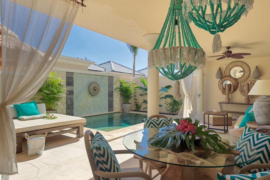 Pool Villa (1 Schlafzimmer)
