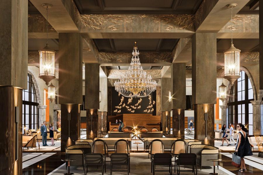 Lobby- Lounge